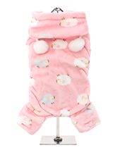 Baby Pink Counting Sheep Onesie - Our new Super Soft and Plush and Fluffy Baby Pink Counting Sheep Onesies is made from Plush Micro-fibre, it is so soft you will not want to put it down. Elasticated arms, feet and hem make for a great fit and it's topped of with a set of pom-poms for a bit of added extra cuteness. It will keep you l...